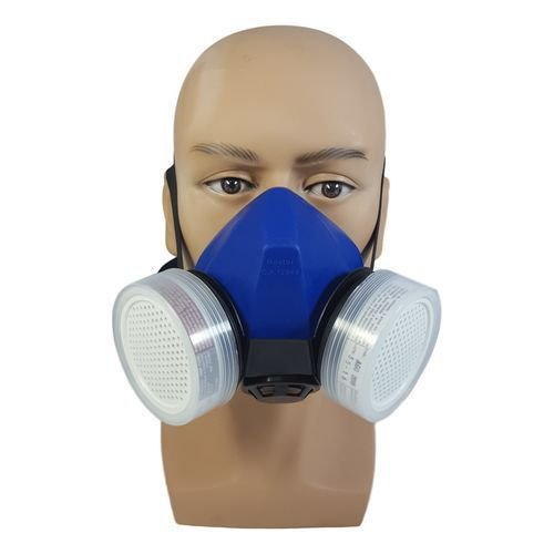 Respirador Master Top Air IV Com 2 Filtro Químicos CQA+P1