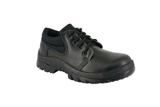 Sapato de Segurança Bico de PVC Com Cadarço Primavera PR128AP CA 29644