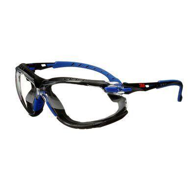 Óculos 3M Solus Incolor 1000 Haste/Elástico CA 39190