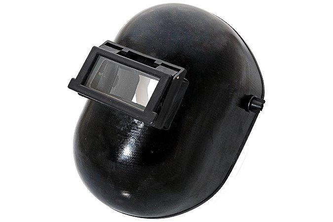 Máscara de Solda Com Visor Articulado com Catraca Celeron ProSafety CA 14203