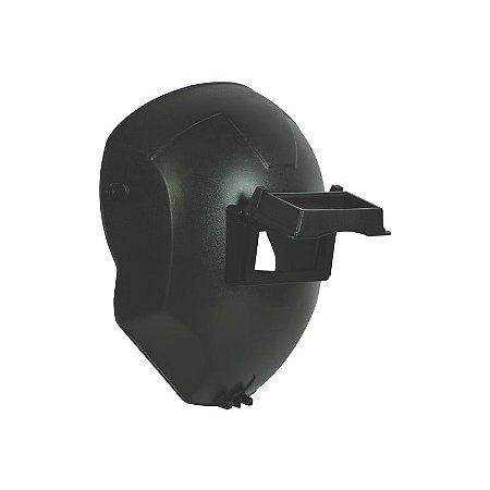 Máscara de Solda Com Visor Articulado Carneira Com Catraca Plastcor CA 36014