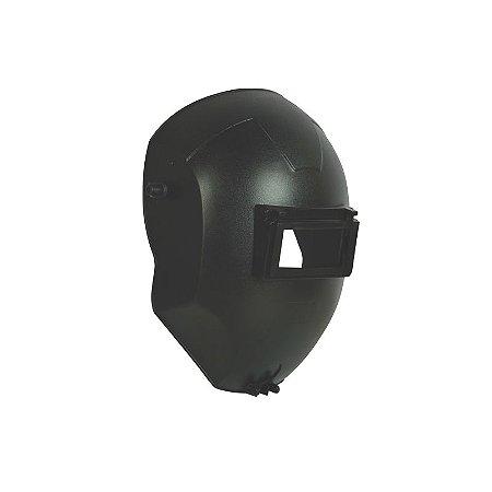 Máscara de Solda Com Visor Fixo Simples Carneira Plastcor CA 36014