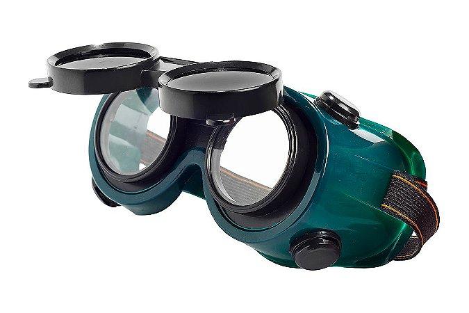 Oculos Para Solda Tipo Maçariqueiro Deltaplus CA 17573