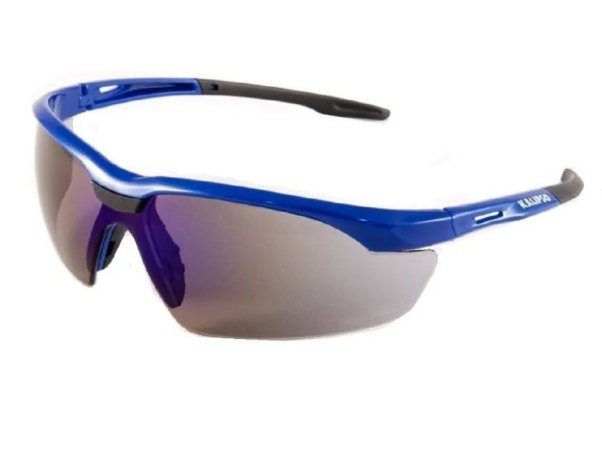 Óculos Kalipso Veneza Azul Espelhado C.A 35.157