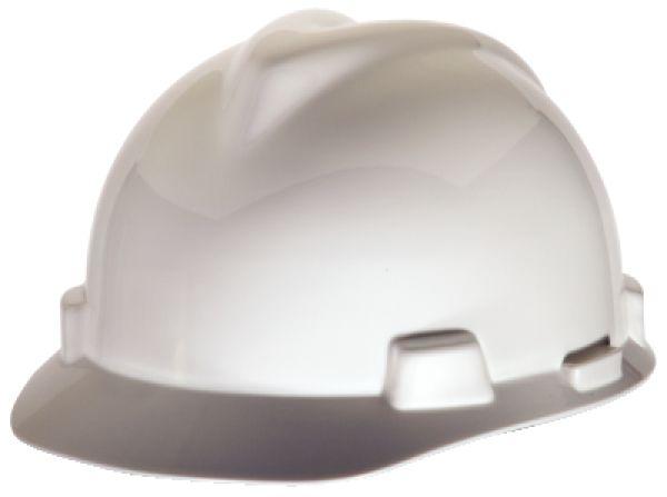 Casco Capacete Msa Branco CA 498