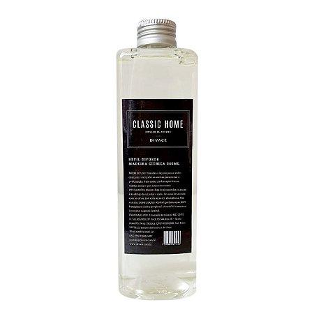 Refil Difusor de Aromas Madeira Cítrica 340ml