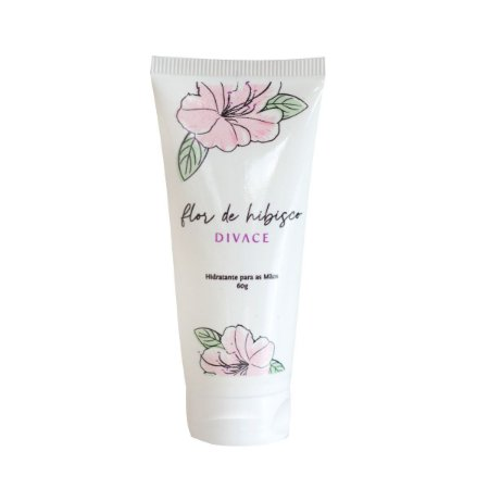 Hidratante de Mãos Flor de Hibisco 60g