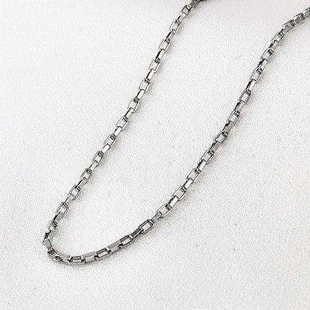 Corrente Aço Cartier com 45 cm