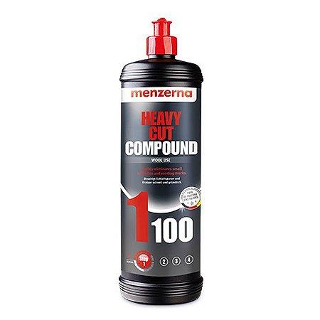 COMPOSTO POLIDOR HEAVY CUT COMPOUND 1100 (1L) MENZERNA