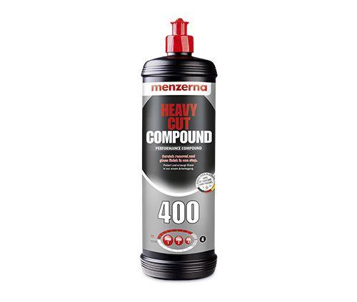 COMPOSTO POLIDOR HEAVY CUT COMPOUND 400 (1L) MENZERNA