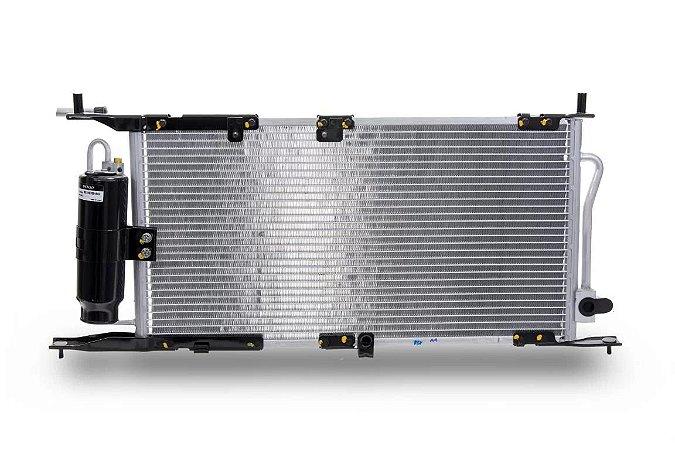 CONDENSADOR GM CORSA SEDAN 03/10 C/ Filtro Secador 1.0