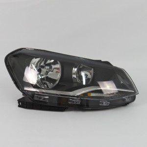 FAROL VW GOL G6 13/16 / SAVEIRO / VOYAGE FOCO DUPLO DIREITO MASCARA NEGRA