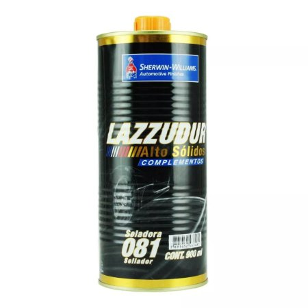 SELADORA TRANSPARENTE P/ PLASTICO (0,9L) LAZZURIL