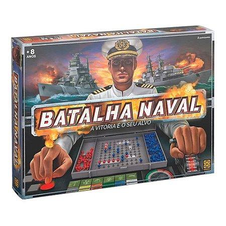 Jogo De Tabuleiro Infantil Batalha Naval