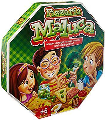 Jogo da Pizza Maluca