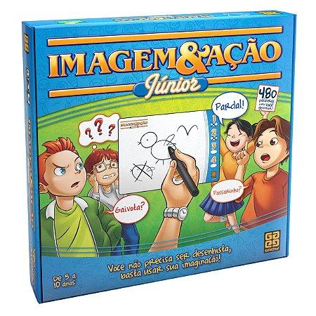Jogo Infantil Interativo Imagem E Ação Júnior