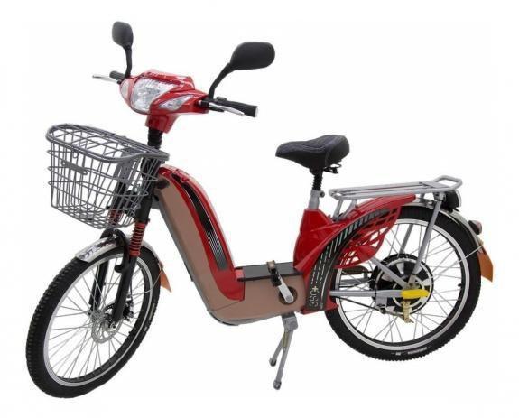 Bicicleta Sousa Elétrica