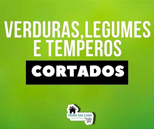 Verdura, Legumes e Tempero (cortados)