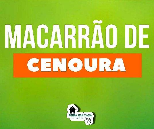 PROMOÇÃO - Macarrão de Cenoura (300g)
