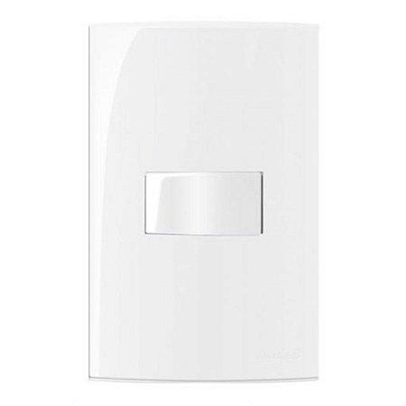 Conjunto MarGirius Sleek Interruptor simples 10A - 16017