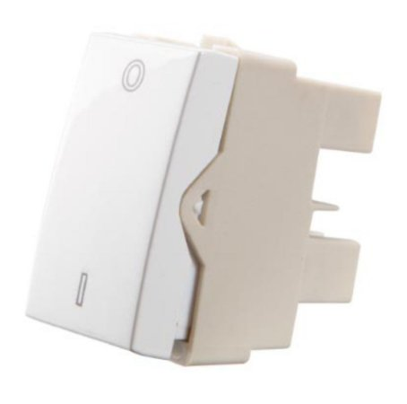 Interruptor bipolar simples MarGirius Sleek 25A - 15755