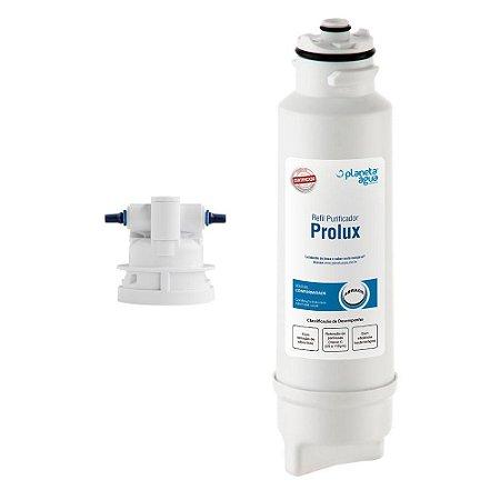 Refil Planeta Água com cabeçote purificador Electrolux PA10N PA20G PA25G PA30G PA40G