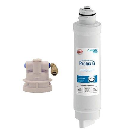 Refil Planeta Água com cabeçote purificador Electrolux PE11B PE11X PH41B PH41X PC41B PC41X