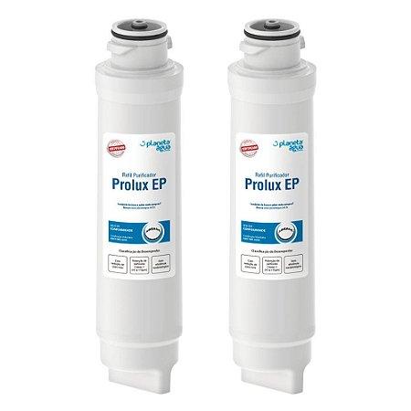 2 Refis Planeta Água para purificador Electrolux PE10B e PE10X