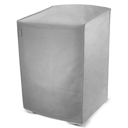 Capa cinza para Lavadora Electrolux tamanho G