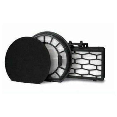 Kit 3 Filtros para Aspirador de Pó EAS30 / EAS31 Electrolux