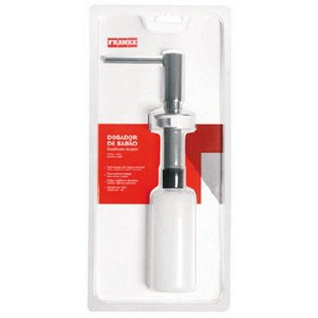 Dosador de sabao ou detergente cromado Franke - 08326