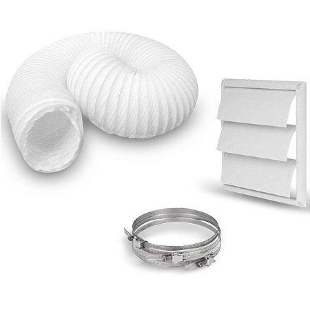 Kit Masterlux para instalação de Coifas com grade móvel - Exaustão
