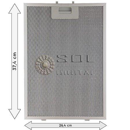Filtro Metálico para Coifas Electrolux 60CV 90CV 60CVS 90CVS 90CIT
