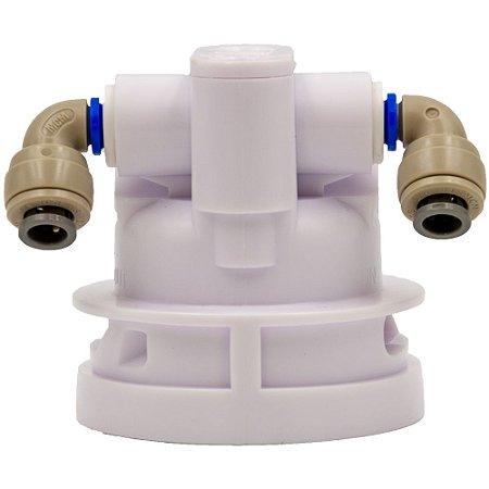 Base Cabeçote para Purificadores de Água Electrolux PA21G PA26G PA31G
