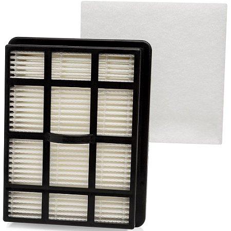 Kit Filtro Hepa Original para Aspirador de Pó Electrolux Equipt - EF147A