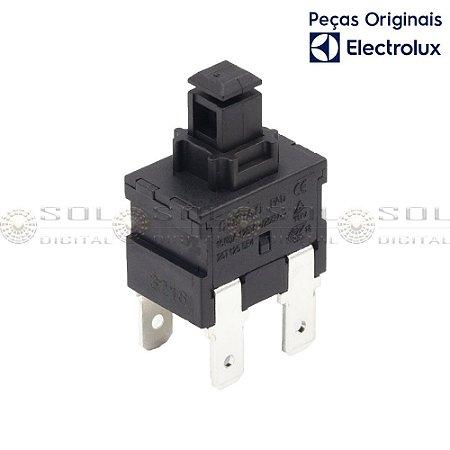 Chave Interruptor Electrolux duplo contato para Aspirador de Pó