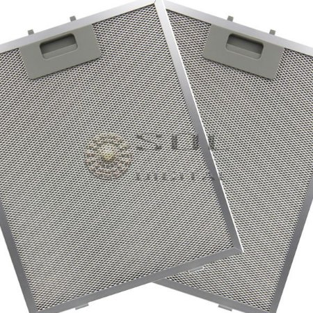2 Filtros Metálicos para Coifa Electrolux 60CT