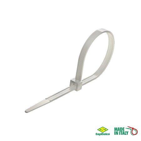 Abraçadeira de nylon 780 x 9,0 mm Natural - 10 unidades
