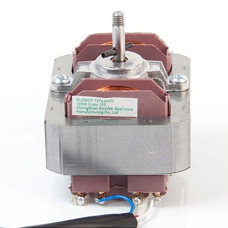 Motor original Electrolux para Depurador de Ar DE60B DE60X DE80B DE80X - 127V