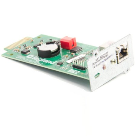 Placa de Gerenciamento SMS NET Adapter II Interno