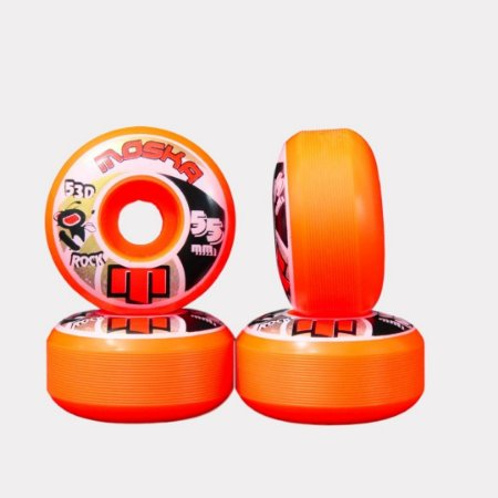 Roda Moska Rock 53mm Orange