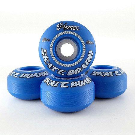 Roda Mentex Blue 53mm