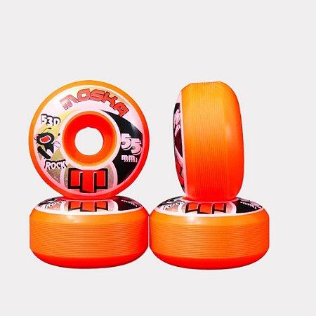 Roda Moska Rock 55mm Orange