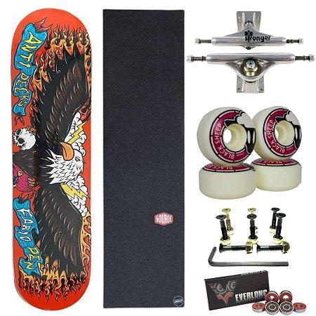 Skate Completo Amador