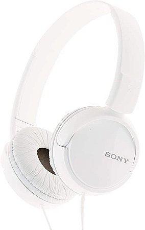 Fone de Ouvido Headphone MDRZX110 Branco SONY