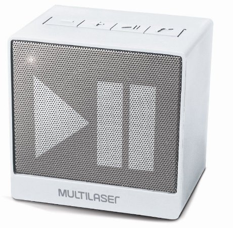 Caixa de Som Bluetooth Multilaser