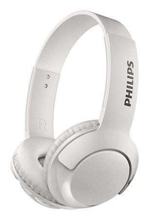 Headphone Philips SHB3075WT Bluetooth Branco