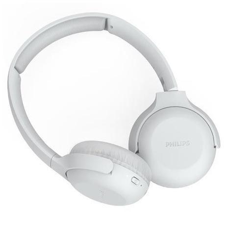 Headphone Bluetooth Philips Branco TAUH202BK