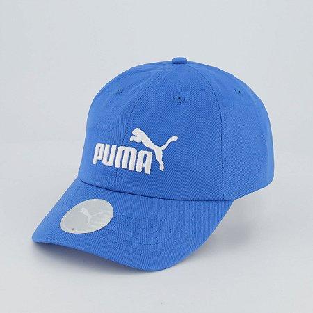 Boné Puma Essential Azul