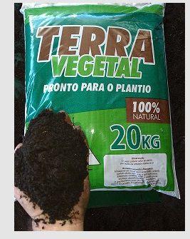TERRA VEGETAL - 20 KG